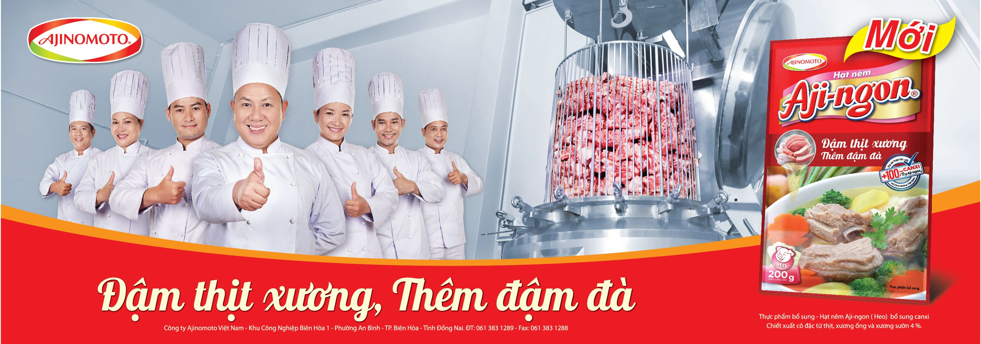 Image result for Hạt nêm AJI-NGON vị heo