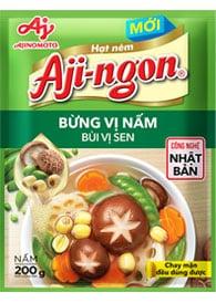 Hạt nêm Aji-ngon® Nấm