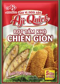 Aji-Quick bột tẩm khô chiên giòn