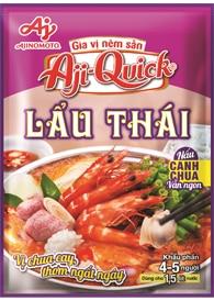 Gia vị nêm sẵn Aji-Quick® Lẩu Thái
