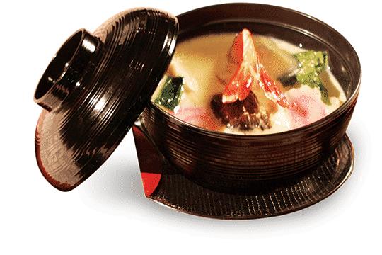 Trứng hấp kiểu Nhật