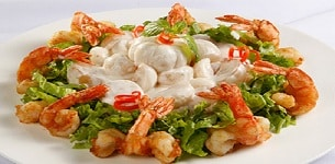 Salad măng cụt