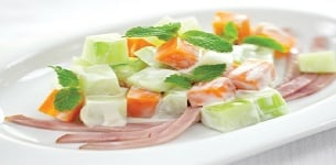 Salad su su