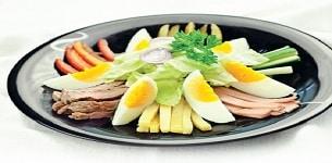 Salad tự chọn