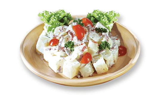 Khoai tây trộn Mayonnaise