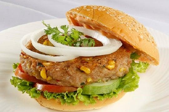 Hamburger kiểu Mehico