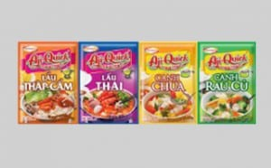 Aji-Quick® tung loạt sản phẩm mới
