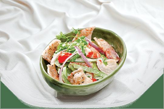 Salad bánh đa tôm