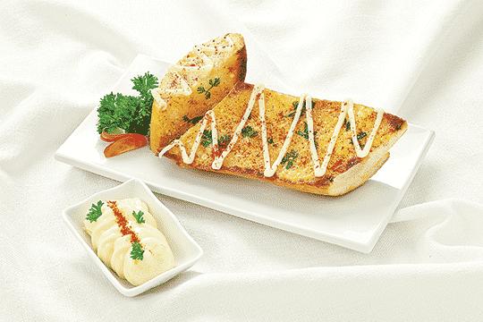 Bánh mì nướng tỏi