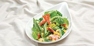 Salad bắp tôm