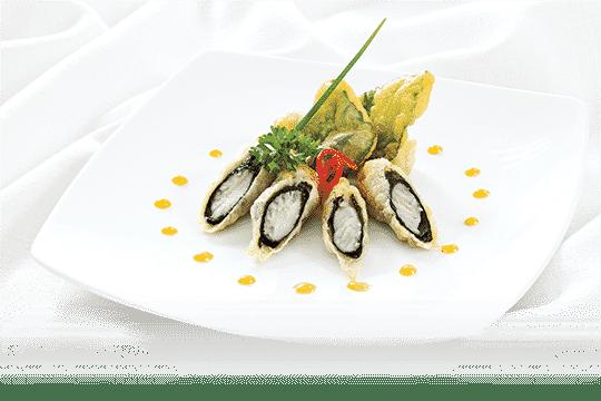 Cá cuộn rong biển