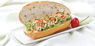 Bánh mì bì Sài Gòn