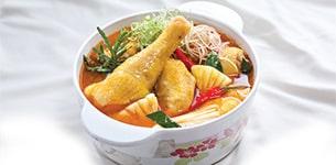 Lẩu gà Thái Lan