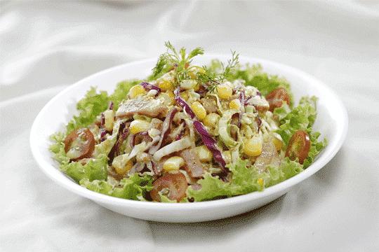 Kết quả hình ảnh cho salad mè