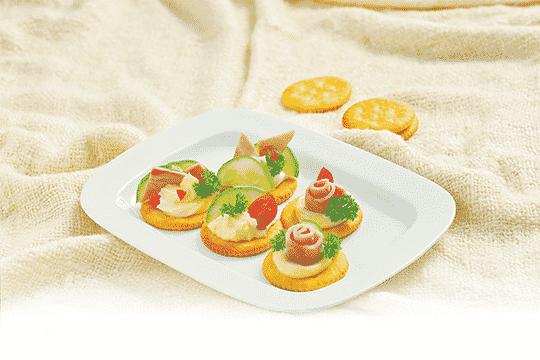 Bánh quy giòn Mayonnaise