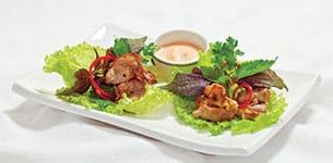 Thịt áp chảo Mayonnaise LISA