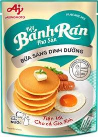 Bột bánh rán pha sẵn – Bữa sáng dinh dưỡng