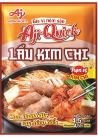 Gia vị nêm sẵn Aji-Quick® Lẩu Kim chi