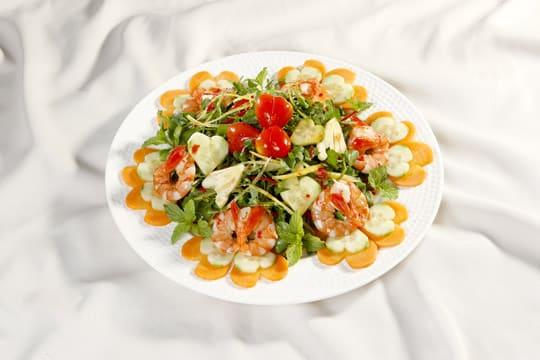 Salad trái tim
