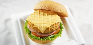 Hamburger bí đỏ