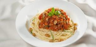 Mì Spaghetti xốt chay