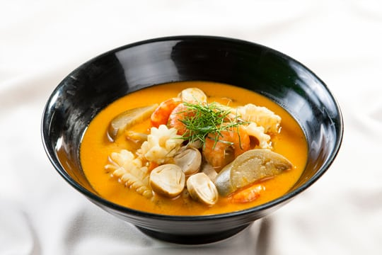 Canh chua hải sản