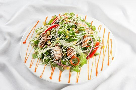 Salad Cá Mòi