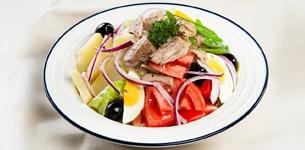 Nicoise salad (Salad trứng cá ngừ)