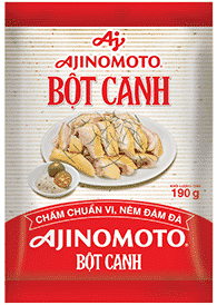 bột canh ajinomoto