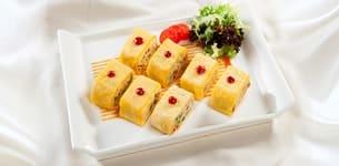 Trứng cuộn kiểu Nhật