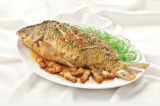 Thay đổi bữa ăn với 4 món cá chép cho mùa hè này