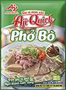 Gia vị nêm sẵn Aji-Quick® Phở Bò