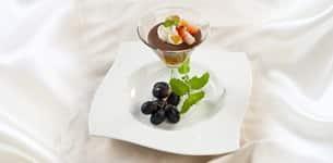 Bánh rán chocolate jelly chanh dây