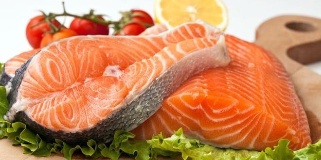 Nguồn dinh dưỡng tuyệt vời từ cá hồi