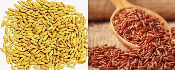 dinh dưỡng từ gạo lức