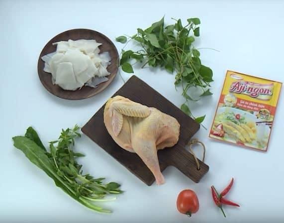Canh gà măng chua lá giang – Thêm món dinh dưỡng mới cho cả nhà