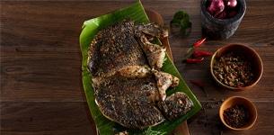 Cá nướng Pa Pỉng Tộp