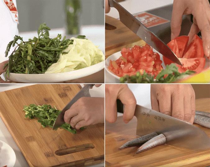 """Học Mẹ đảm cách nấu """"Canh chua cá kèo bông so đũa"""" vừa ngon vừa đơn giản"""