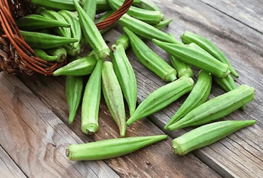 Cả nhà được lợi ích gì từ món có đậu bắp?