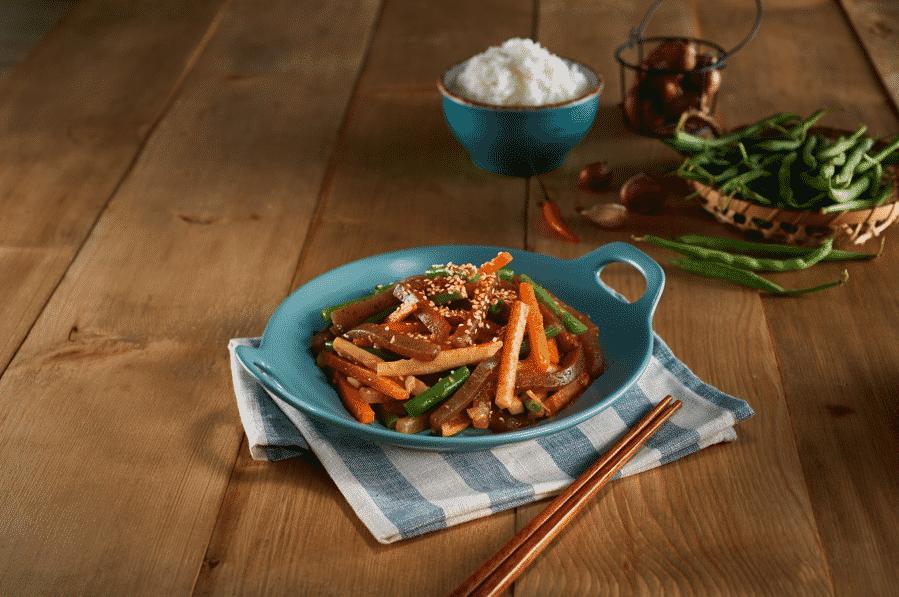 Konnyaku - thực phẩm giảm cân lý tưởng của người Nhật