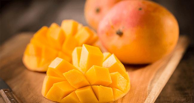trái cây làm tăng cân