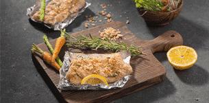 Cá nướng thảo mộc