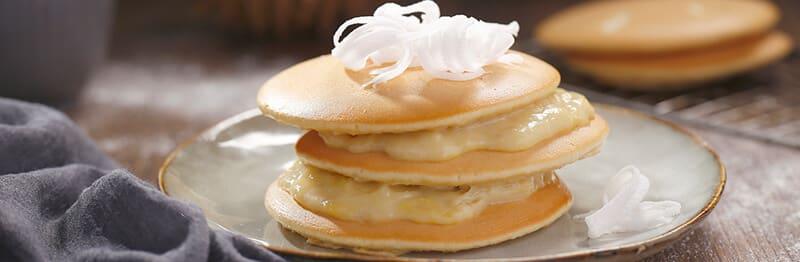 Pancake sầu riêng