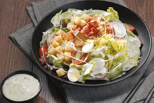 Biến tấu 6 cách làm Salad trộn xốt Mayonnaise cực ngon