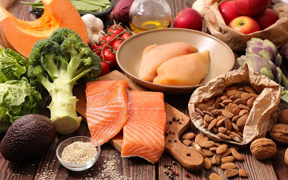 Chế độ ăn uống cân đối phải chuẩn quy tắc 4 - 5 -1