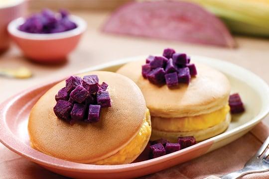 Pancake bắp