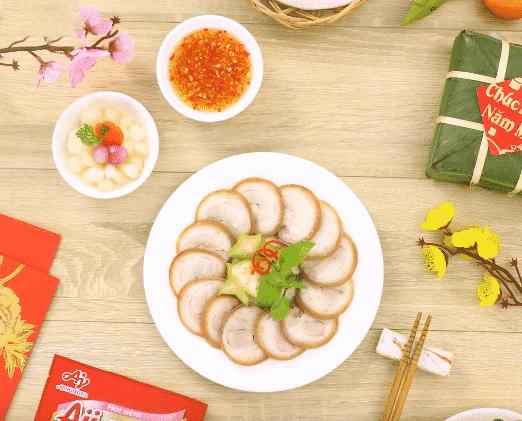 Học cách làm món Thịt heo ngâm dấm truyền thống ngày Tết