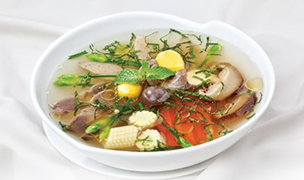 Bột Canh