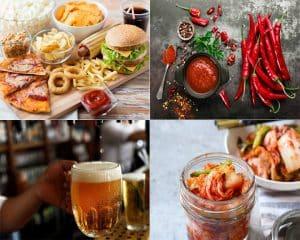 Đau dạ dày cần tránh ăn những món này cả nhà nhé!