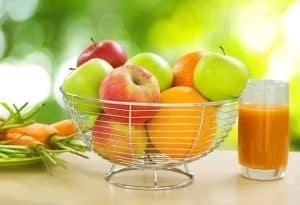 Tăng hệ miễn dịch, ngăn chặn vi khuẩn bằng thức uống từ trái cây tự nhiên